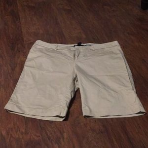 Mossimo shorts. New